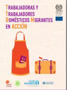 Trabajadoras y trabajadores domésticos migrantes en acción