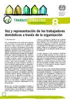 Voz y representación de los trabajadores domésticos a través de la organización