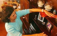 Argentina: Desde el 1 de junio, registro simplificado para domésticas