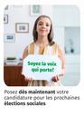 Bélgica: Trabajadoras del Hogar, todas mujeres, fueron elegidas como delegadas sindicales en sus empresas para representar los derechos e intereses de todos los trabajadores