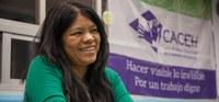 CACEH: 15 años de lucha a favor de las trabajadoras del hogar.