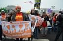 EE.UU.: Trabajadoras del hogar en la marcha de mujeres