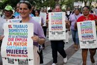 Entérese de las actividades entorno a las trabajadoras del hogar en Latinoamérica.