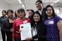 Entregan solicitud de registro del Primer Sindicato Nacional de Trabajadores y Trabajadoras del Hogar México.