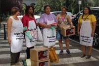 """España: Por la Ratificación del Convenio 189 OIT """"Trabajo Decente para las y los Trabajadores Domésticos"""" es el objetivo principal de la Plataforma Grupo Turin."""