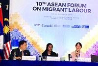Filipinas: el 10° Foro Asiático recomienda medidas para lograr el trabajo decente para las trabajadoras del hogar