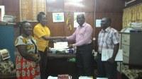 Ghana: Sindicato de Trabajadores del Servicio Doméstico (DSWU) recibieron su Certificado de Registro Sindical