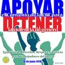 Global: 16 de junio 2018 - Apoyar el Convenio de la OIT para detener la violencia de género - Igualdad de Derechos, Respeto y Justicia para Trabajadores del Hogar