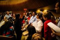 Global: Acuerdo de una Ley Internacional para terminar con la Violencia y el Acoso contra mujeres y hombres en el mundo del trabajo – Victoria de la Conferencia Internacional del Trabajo, junio de 2018