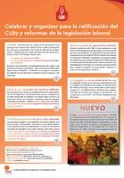 Global: Celebrar y organizar para la ratificación del C189 y reformas de la legislación laboral!
