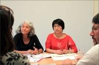 Global: Con Elizabeth Tang Paso a Paso Hacia el Primer Congreso de la Red Internacional de Trabajadoras Domésticas