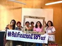 Global: Miles de trabajadoras del hogar celebraron el Día Internacional de los Trabajadores del Hogar el 16 de junio