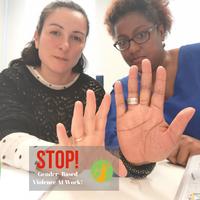 Global: nuestro apoyo - ¡No a la violencia de género en el trabajo!