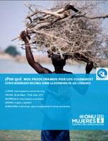 Global: Por qué nos preocupamos por los cuidados - Curso moderado en línea sobre Economía de los Cuidados