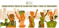Global: Únete a la campaña de WIEGO para la calidad de los servicios públicos de cuidado infantil para todos los trabajadores