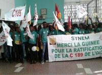 Guinea: El 26 de diciembre de 2016 el Parlamento de Guinea