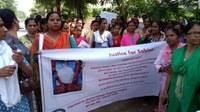 India: El sindicato de trabajadores del hogar busca justicia para una trabajadora del hogar menor de edad que fue violada y asesinada