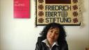 Inés González desde Fundación Friedrich Ebert Stiftung.