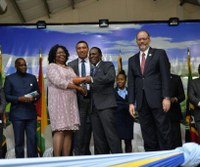 "Jamaica: Shirley Pryce es ""Mujer del Año"" CARICOM"
