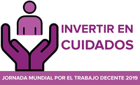 Jornada Mundial por el Trabajo Decente: Los sindicatos se unen para defender la inversión en los cuidados en pro de los empleos decentes y la igualdad de género