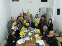 """Líbano: Lanzamiento de la campaña """"Mi Justo Hogar"""""""
