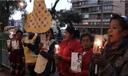 Lima: Empleadas del hogar protestaron frente al Ministerio de Trabajo