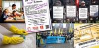 Los trabajadores domésticos en Europa, ¡Se Organizan!