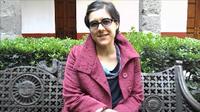 Marcela Talamas del Tribunal Electoral