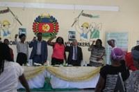 Namibia: el Sindicato de Trabajadoras del Hogar y Afines de Namibia como recién afiliado a la FITH