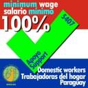 Paraguay: En solidaridad con las trabajadoras del hogar de Paraguay - ¡Pagar por debajo del salario mínimo también es una forma de violencia en el lugar de trabajo!