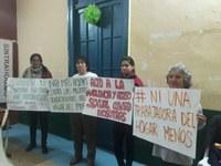Perú: 16 de Junio Dia Internacional del Convenio 189 OIT para Trabajadoras del Hogar, Alto a la violencia de Género