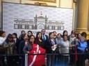 Perú: El Congreso aprobó la ratificación de C189 por los derechos de las trabajadoras del hogar