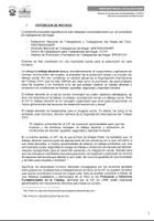 Perú: Proyecto de Ley 27986, y su Modificación