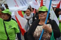 Ruth Olate participa de dos instancias internacionales sobre trabajadoras del hogar