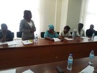Tanzania: Los trabajadores domésticos reunión con Comité del Parlamento de Bienestar Social