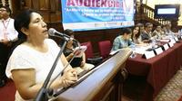 Trabajadoras del hogar exigen respeto y mejora de derechos laborales
