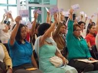 Trabajadoras del Hogar hacen historia. Se crea el primer sindicato en México.