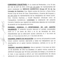 Uruguay: Convenio Colectivo por SUTD