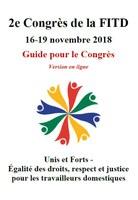 2018 FITD Congrès Guide - Version en ligne