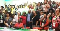 Afrique du Sud: «Tournons nos regards vers les cinq prochaines années. N'oublions jamais la lutte. Ensemble, nous surmonterons beaucoup plus!»