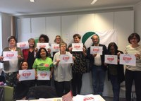 Belgique: EFFAT - FITD Réunion des travailleurs domestiques
