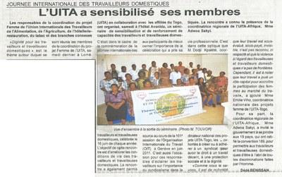Togo-4 news