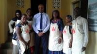 Guinée: Exécutif de SYNEM-GUINEE EST allé rencontrer le Ministre du Travai