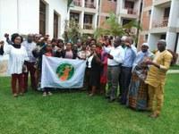 Rwanda : Atelier de formation des formateurs de l'FITD Afrique pour les affiliés français