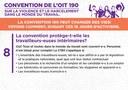 8. La convention protège-t-elle les travailleurs-euses intérimaires ?