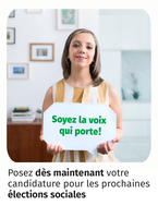 Belgique : Travailleuses domestiques, rien que des femmes ont été élues déléguées syndicales dans leur entreprise pour représenter les droits et les intérêts de tous les travailleurs