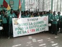 Guinée: Adoption de la convention 189 de l'OIT : « nous promettons de poursuivre la lutte… », promet Mme Asmaou Bah