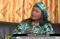 Guinée: L'invitée Asmaou Bah Doukoure présidente du Réseau des travailleurs domestiques