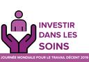 Journée mondiale pour le travail décent : les syndicats s'unissent pour réclamer des investissements dans les soins en faveur d'emplois décents et de l'égalité des genres