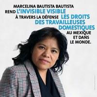 Mexique: Marcelina Bautista - Rendre visible l'invisible